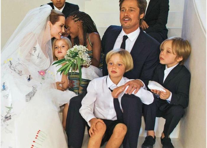 アンジェリーナジョリー、ブラピ夫妻離婚!慰謝料ってどうなるのかな?ハリウッドセレブの離婚慰謝料事情について