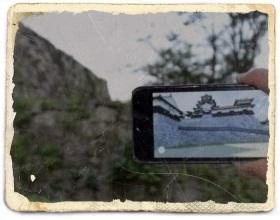 観光案内はスマホでVR!日本の名城を疑似体験できるアプリを見つけた!